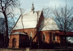 Kościół Parafialny wSkotnikach