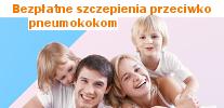 Bezpłatne szczepienia przeciwko pneumokom