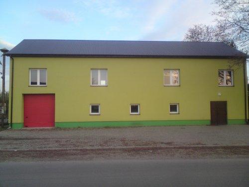 Budynek Remizy OSP Śmiechowice