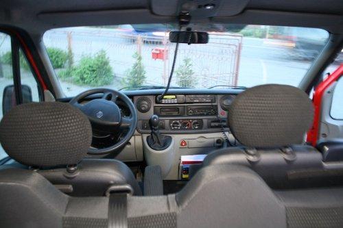 Samochód OSP wZłotej